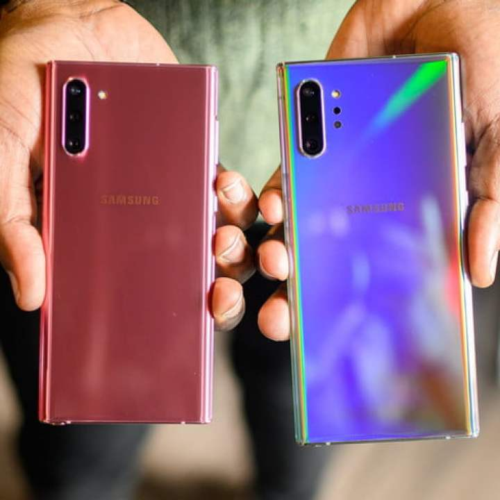 Samsung Galaxy Note 10 And Note 10 Plus News Price Specs