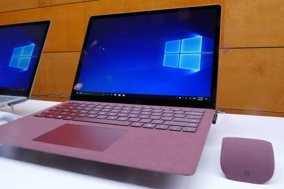 Surface Laptop First Impressions