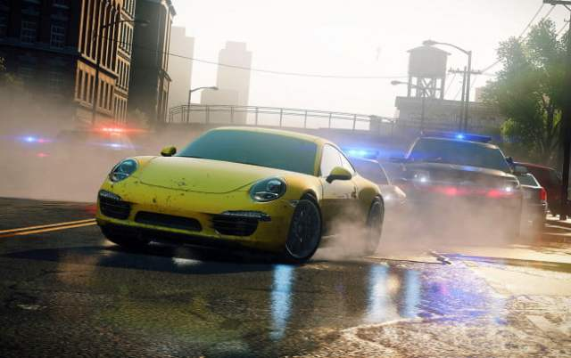 need for speed most wanted wii u screenshot 7