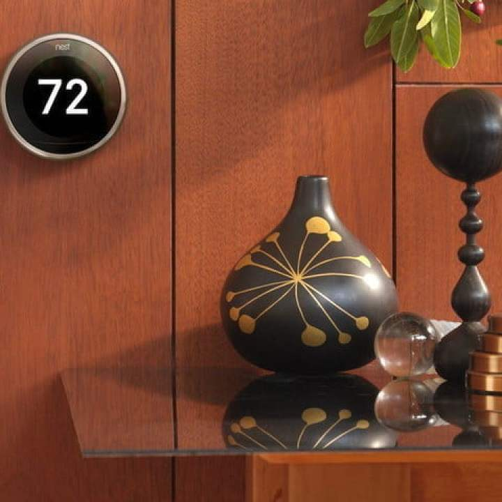 Intelligente casa Nest Learning Thermostat 3rd Generation