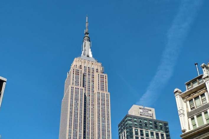blackberry key2 camera sample 2x zoom empire state building