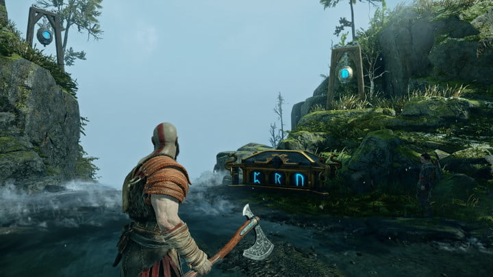 god of war nornir chests collectibles guide 4 fire troll arena