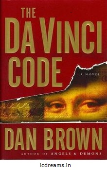 #BarAThon – The Da Vinci Code