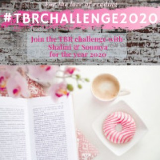 #TBRCHALLENGE2020 - A monthly book reading challenge for 2020 #icdreams