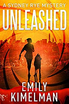Unleashed-A-Sydnew-Rye-Mystery-emily-kimelman-icdreams-reading-challenge