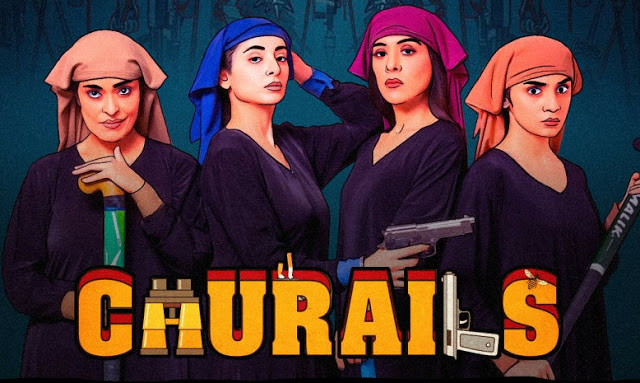 #MainChurailHoon – Review of Churails, a new WOMEN detective series on #ZEE5