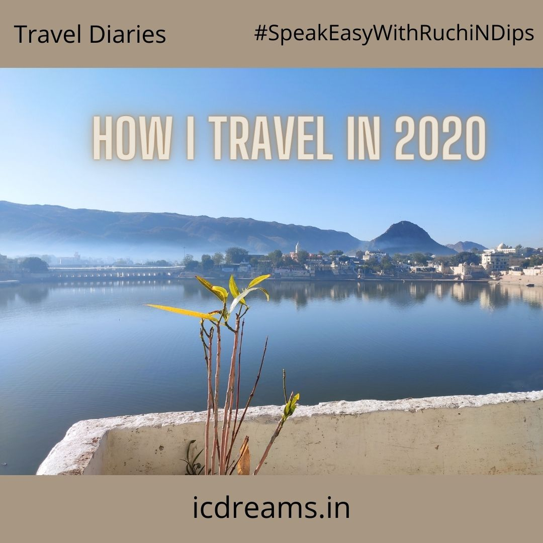 Travel in 2020 #icdreams