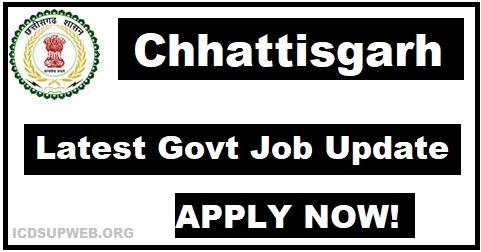 Chhattisgarh State Govt Jobs