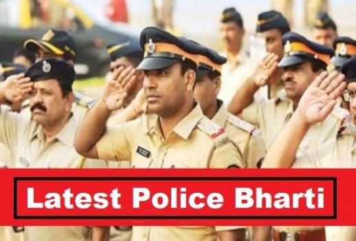 Latest Police Bharti