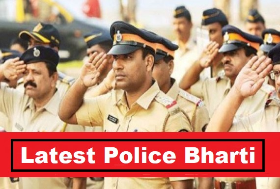Latest Police Bharti