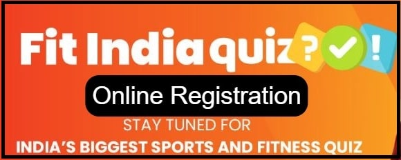 FIT India Quiz Registration