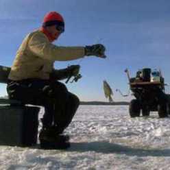 Зимняя рыбалка в Карелии: особенности ловли