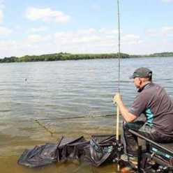 Платформа рыболовная - максимальный комфорт для рыбака
