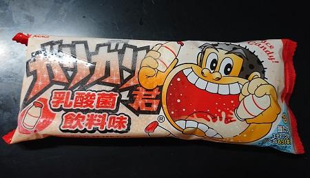 ガリガリ君 乳酸菌飲料
