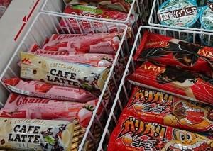 ガーナ チョコ アンド クッキー サンド いちご