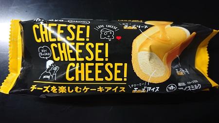 井村屋 カサネル チーズ アイス