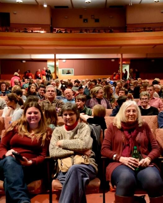 theatergoers