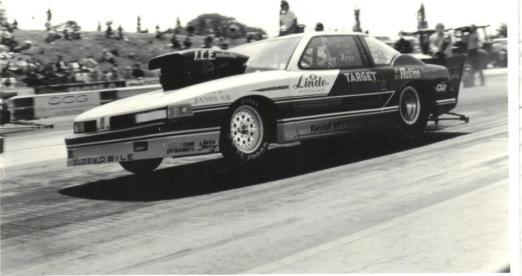 Pro Modified Cutlass - 1993