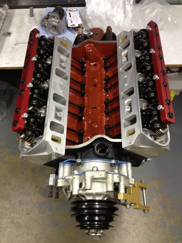 427 Small block Ford