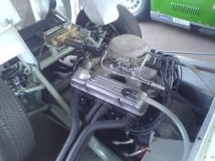 I.C.E.-built FIA 283 Small block Chevrolet