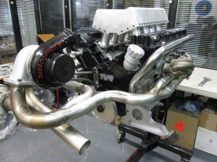 Turbo TVR AJPV8