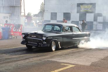 I.C.E. 'Development' 580ci Big block Chevrolet