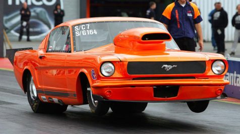 598ci Big block Ford - Super Gas & Super Comp