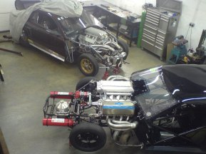 Stablemates during build and installation