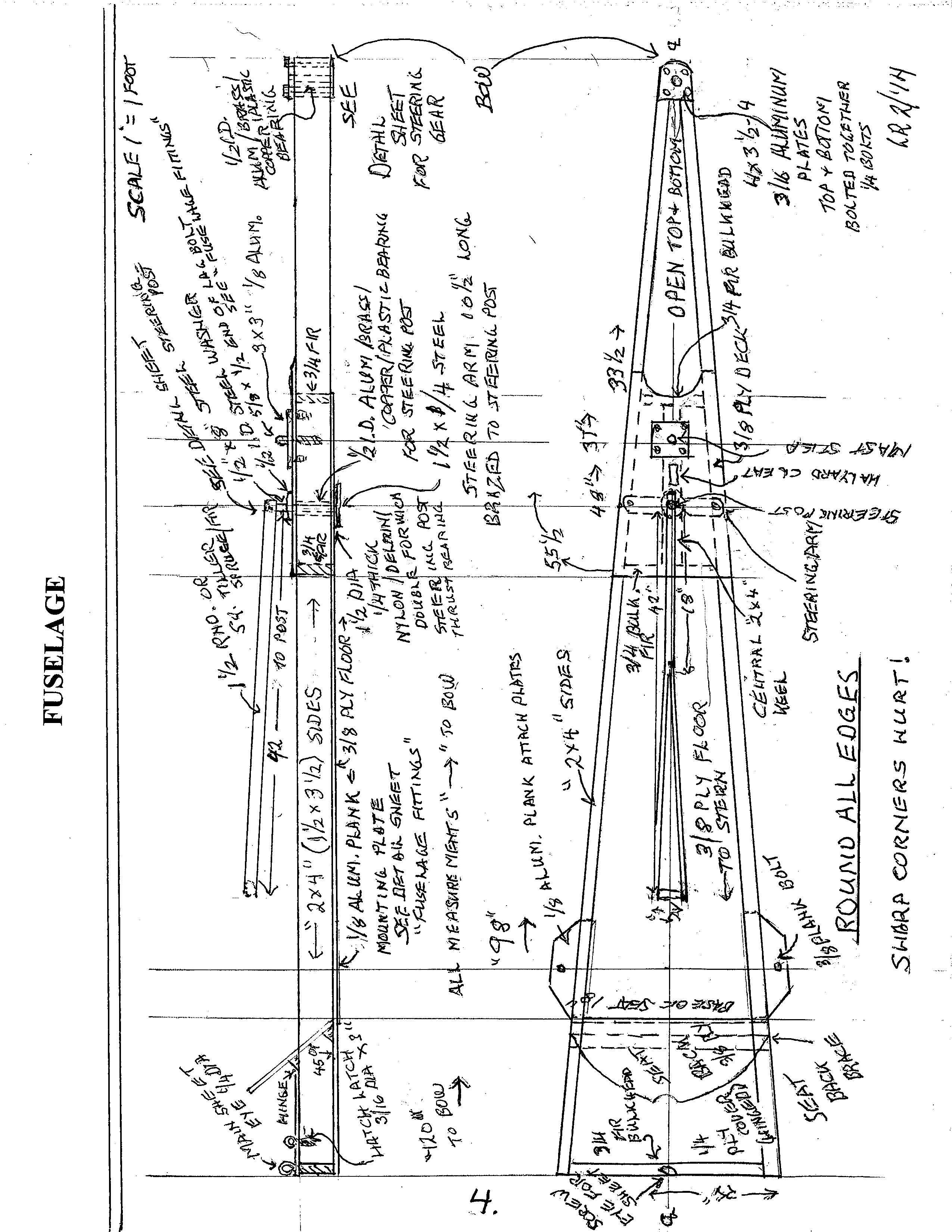 Cheapskate Iceboat The Manual