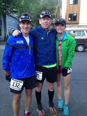Aspen Trail Marathon June 2014
