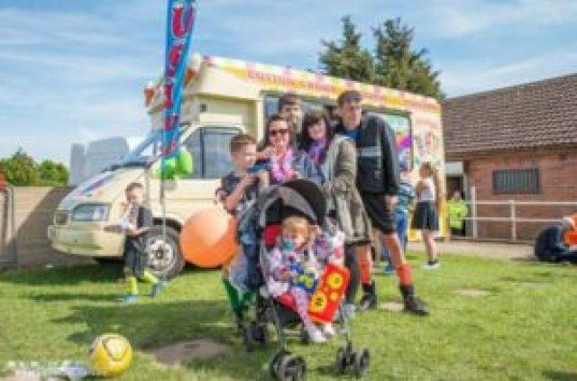 Ice Cream Van for Parties & Functions