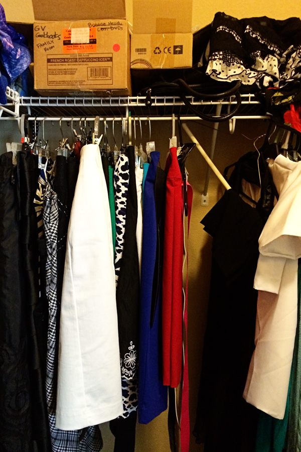 Do you know how to store your pants and skirts so you can tell at a glance exactly what you have? Learn the KonMari method of organization for your clothes and make laundry FUN!