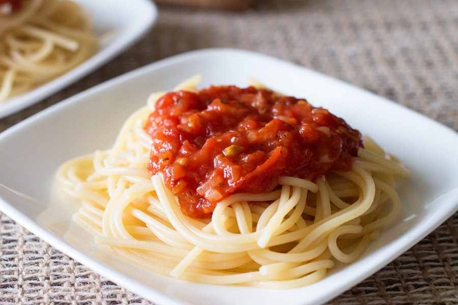 Perfect Pasta Sauce by Ice Cream Inspiration.