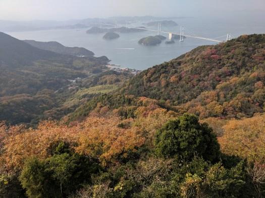 Onomichi Shimanami Kaido viewpoint