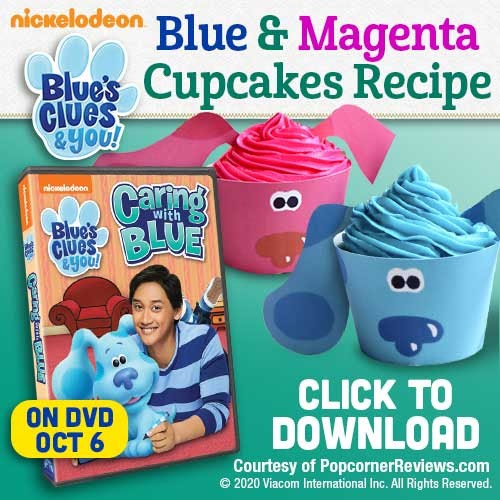 Blue S Clues Birthday Party Ideas Ice Cream N Sticky Fingers