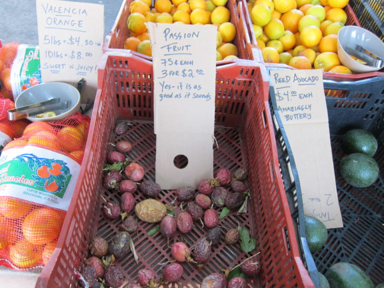 Passionfruit for sale