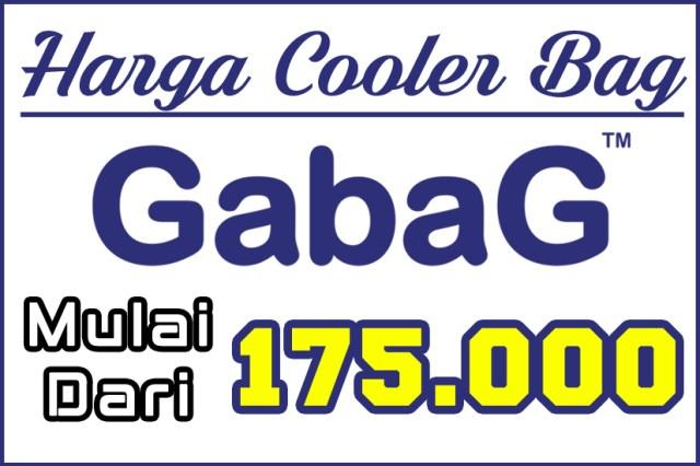 Promo Cooler Bag Gabag