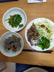 尾張旭のダイエット特化型パーソナルジム 食事写真