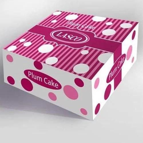 CAKE BOX PRINT 12X12