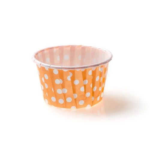BAKING CUPS CORRUGATED SMALL 10PCS