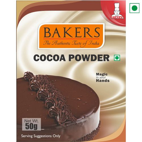 BAKERS COCOA POWDER 50GM