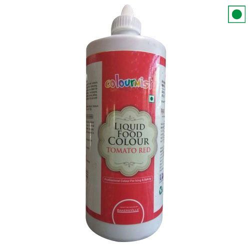 COLOURMIST LIQUID FOOD COLOUR 200GM TOMATO RED