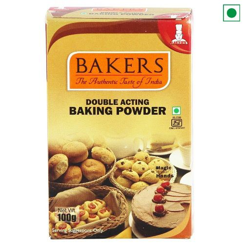 BAKERS BAKING POWDER 100GM