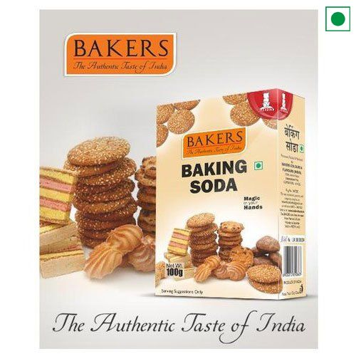 BAKERS BAKING SODA 100GM