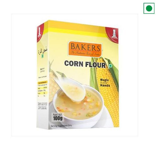 BAKERS CORN FLOUR 100GM