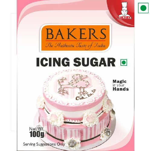 BAKERS ICING SUGAR 100GM