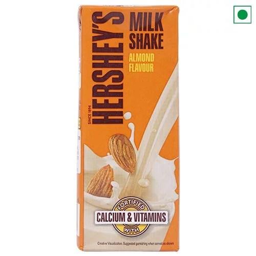 HERSHEY'S MILK SHAKE ALMOND 200ml