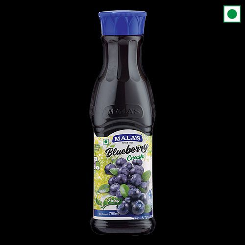 MALAS BLUEBERRY CRUSH 750ML