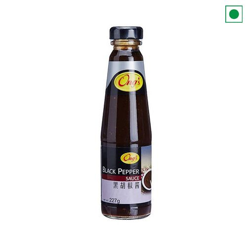 ONG'S BLACK PEPPER SAUCE 227GM