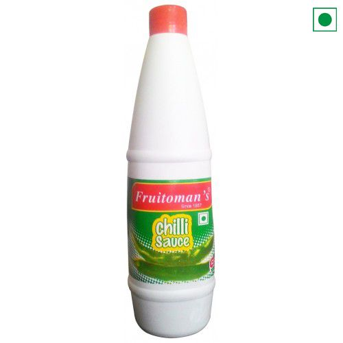FRUITOMAN'S GREEN CHILLY SAUCE 700GM
